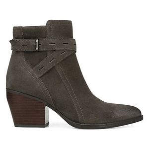 NEW Naturalizer Fenya Point-Toe Leather Booties